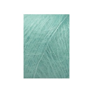 MOHAIR LUXE Menthe claire 0058
