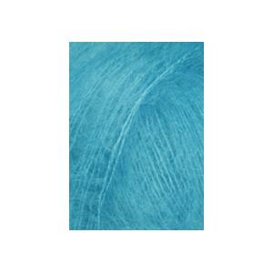MOHAIR LUXE Bleu clair 0079