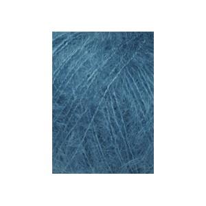 MOHAIR LUXE Bleu cobalt 0188