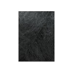 MOHAIR LUXE Noir 0170