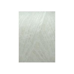 MOHAIR LUXE Blanc 0001