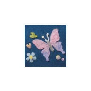 Moule pour faire des appliqués motif papillon