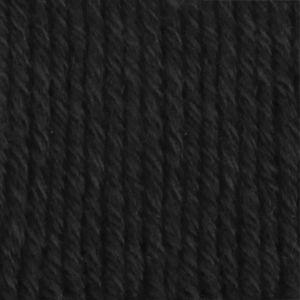 Cotton mérino 02 Noir