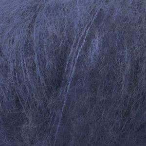 Brushed Alpaca silk 13 bleu jeans
