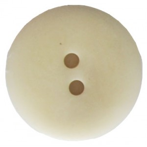 Bouton rond 20 mm coloris nude
