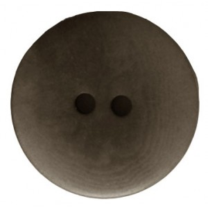 Bouton rond 25 mm coloris terre inconnue