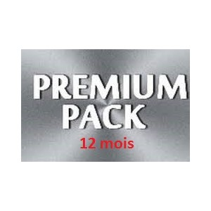 Pack Premium (un an)