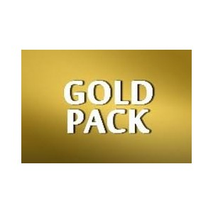 Pack GOLD (un mois)