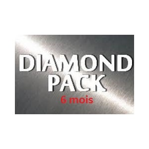 Pack DIAMOND (6 mois)