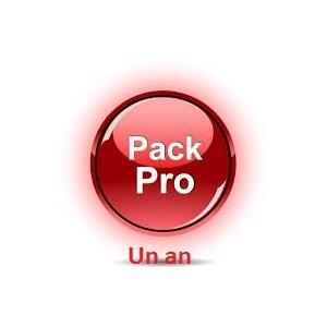 Pack PRO (un an)