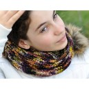 KIT SNOOD MILLE COLORI BIG LUXE