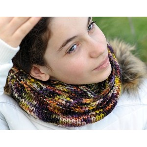 SNOOD MILLE COLORI BIG LUXE