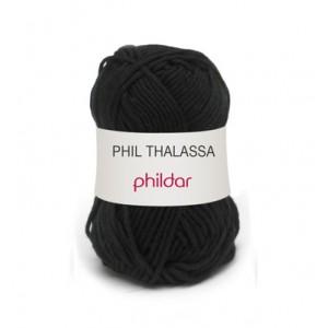 PHILDAR PHIL THALASSA NOIR 0067