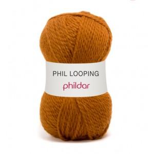 PHILDAR LOOPING ECUREUIL 0006 par 5