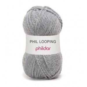 PHILDAR LOOPING FLANELLE 0009 par 5