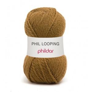 PHILDAR LOOPING KAKI 0007 par 5