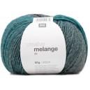 RICO CREATIVE MELANGE DK 016 grey turquoise