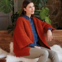 Kit Crochet Veste Karaoke Taille M