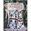 PDF 40 Afghans au crochet (english)