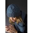Bonnet NOVA azul