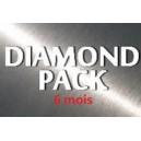 Pack DIAMOND (6 mois)